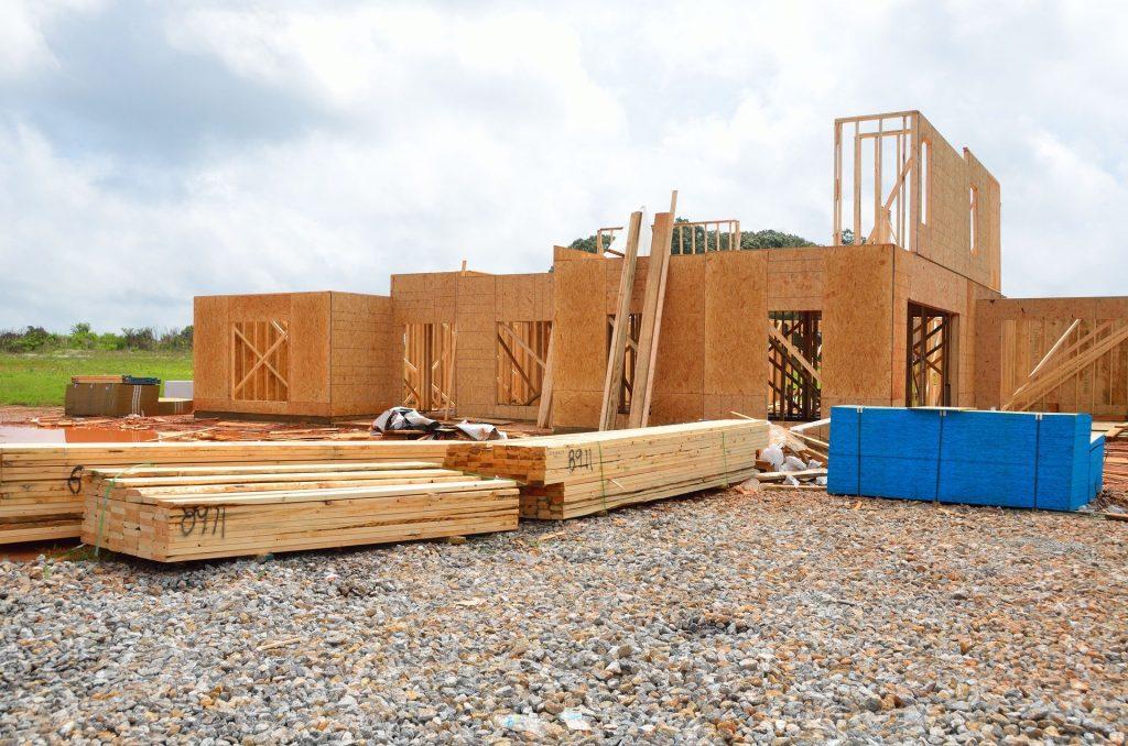 étapes pour construire une maison